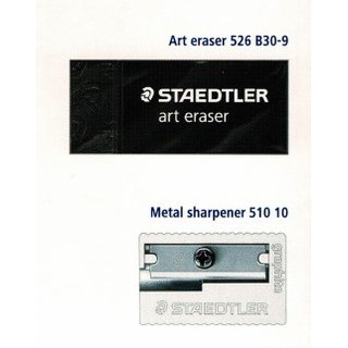 STAEDTLER Aquarell-Set Watercolour, 18-tlg.