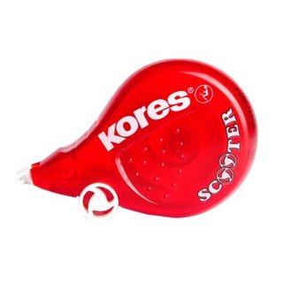 Kores Scooter, rot